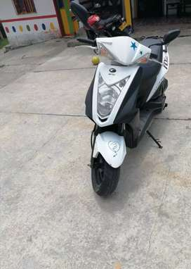 Se vende Kymco Agility negociable