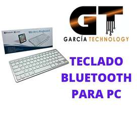 TECLADO BLUETOOTH PARA PC