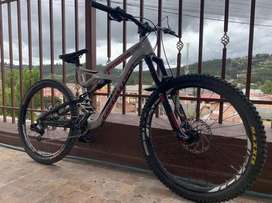 Bicicleta specialized enduro comp 2016/17