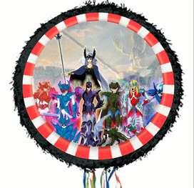 piñatas caballeros de asgard