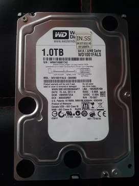 Disco duro 1TB WD