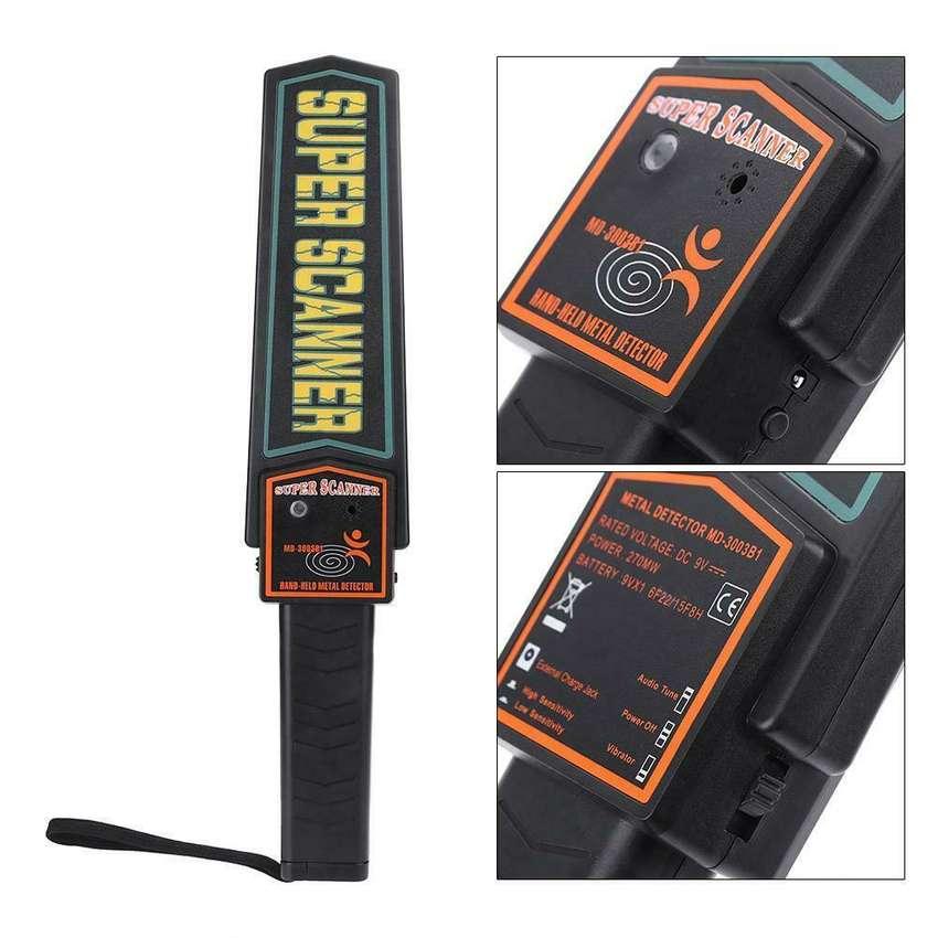 Detector de Metales Escaner 0