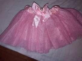 Se vende tutu para niña de 1 año
