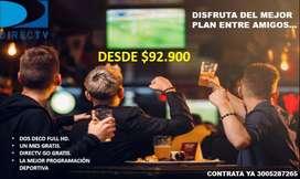 TV SATELITAL DE DIRECTV