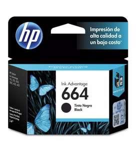 Cartuchos Hp 664 Originales! Negro y color!! Consulta por envios