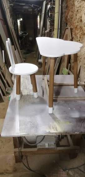 Me ofresco como pintor de madera y obra blanca