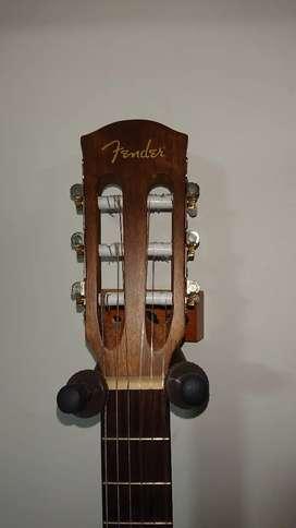 Guitarra Fender Fa-15N. Nylon. principiantes, niños