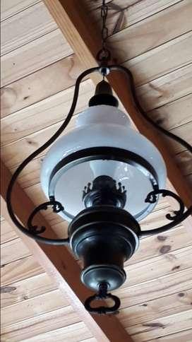 Vendo lampara colgante