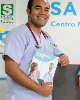 Busco trabajo como técnico en Enfermería