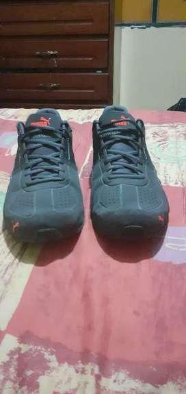 Zapatos Puma deportivos