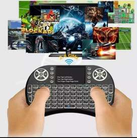 Teclado mini bluetooth 2.4 gz
