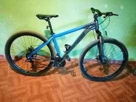 Bicicleta bien conservada