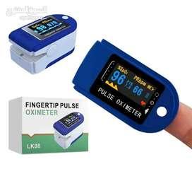 Oxímetro de pulso profesional portátil fingertip pulse