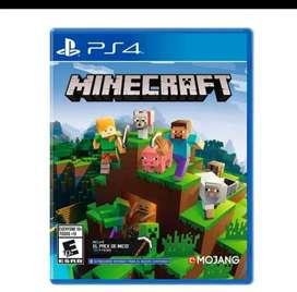 Minecraf play 4 nuevos variedad en juegos preguntar el precio