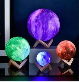 Lámpara Universo 3D HERMOSA