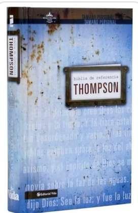 Biblia Thompson de estudio tamaño personal