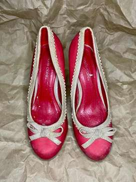 Zapato tacon #10 talla 38 USADOS