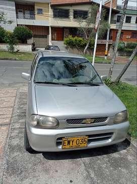 Chevrolet Alto 2002 muy conservado