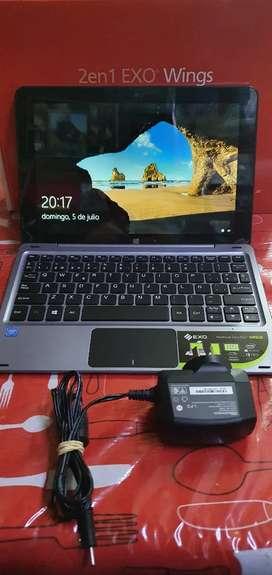 Vendo notebook 2 en 1 tablet