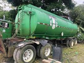 tanque en aluminio de 9000 galones