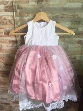Vestido de niñ