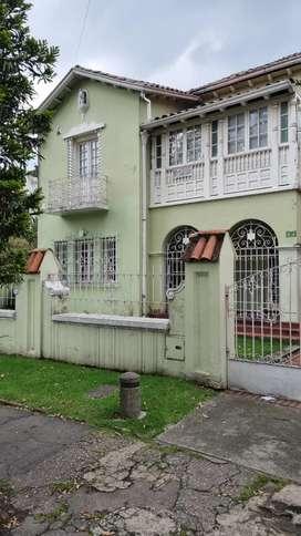 Apartaestudio en Casa Teusaquillo Bogota