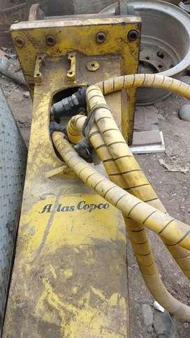 Venta martillo hidráulico excavadora