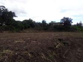 VenTa loTes de terreno en Alangasi cerca a Ushimana