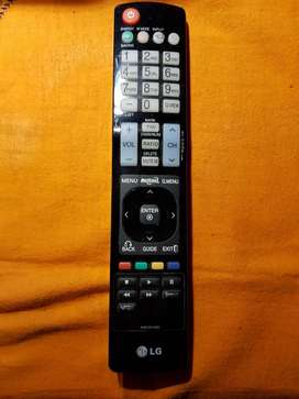 Control Remoto para LCD LG Mod. 42LD655 (Full HD) NetCast.