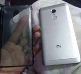 Xiaomi note 4 detalles de carcasa con huella
