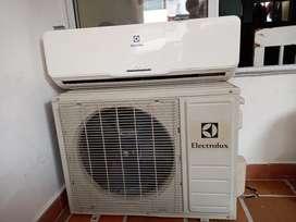 Aire acondicionado usado en perfecto funcionamiento