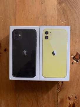 iPhone 11 128Gb. NUEVO