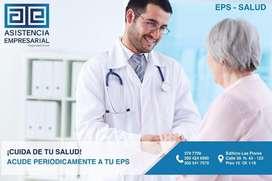 Afiliación Trabajador-EPS-Afiliacion Salud-Seguridad Social