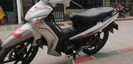 Moto señoritera AKT especial 110