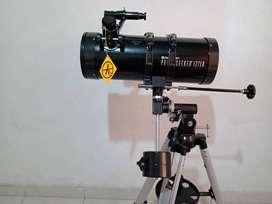 Telescopio Celestron PowerSeeker 127EQ + Kit de accesorios + Colimador