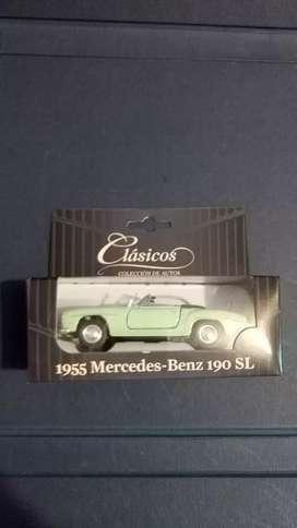 Colección autos clásicos Mercedes Benz escala 1/36 o permuto TC o inolvidables