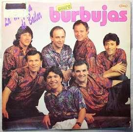disco vinilo Grupo Buebujas la maquina de bailar