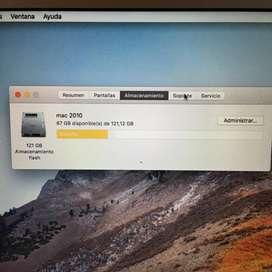 """Vendo o cambio macbook air 13"""" recien cambiada bateria"""