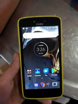 Motorola C casi nuevo
