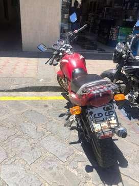 moto suzuki 125 gs