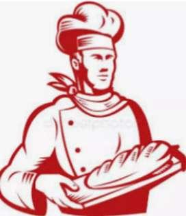 Solicito Vendedor de Pan por zona