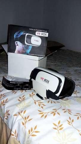 VENDO GAFAS DE REALIDAD VIRTUAL VR-BOX SEMINUEVO NEGOCIABLE