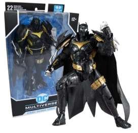 Batman Azrael In Batman Armor