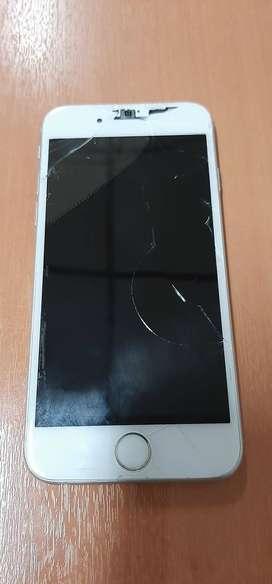 i phone 6, roto