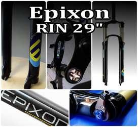 Suspension Epixon Rin 29 Hidraulica Y de