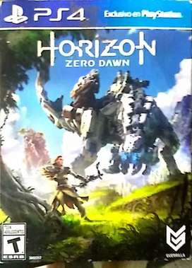 Horizon Zero daw
