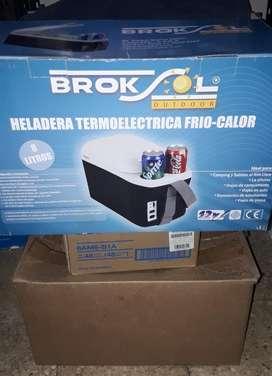 Heladera Termoelectrica Friocalor 12v