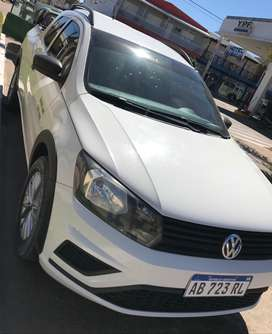 Volskwagen saveiro 2017 1.6 Gp Cd 101cv Power