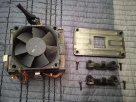 Disipador procesador AMD serie fx