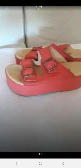 Zapatos Sandalias Plataforma